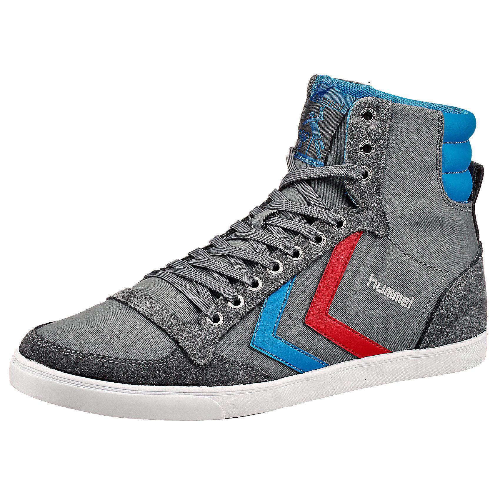 outlet store a4ce1 383da Details zu Neu hummel Slimmer Stadil High Sneakers 7117677 für Herren und  Damen