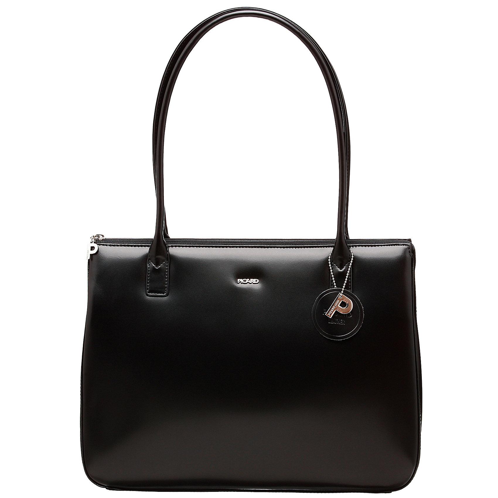 Neu PICARD Promotion 5 Handtasche 5651438 für Damen schwarz; Bild 2 von 5  ...