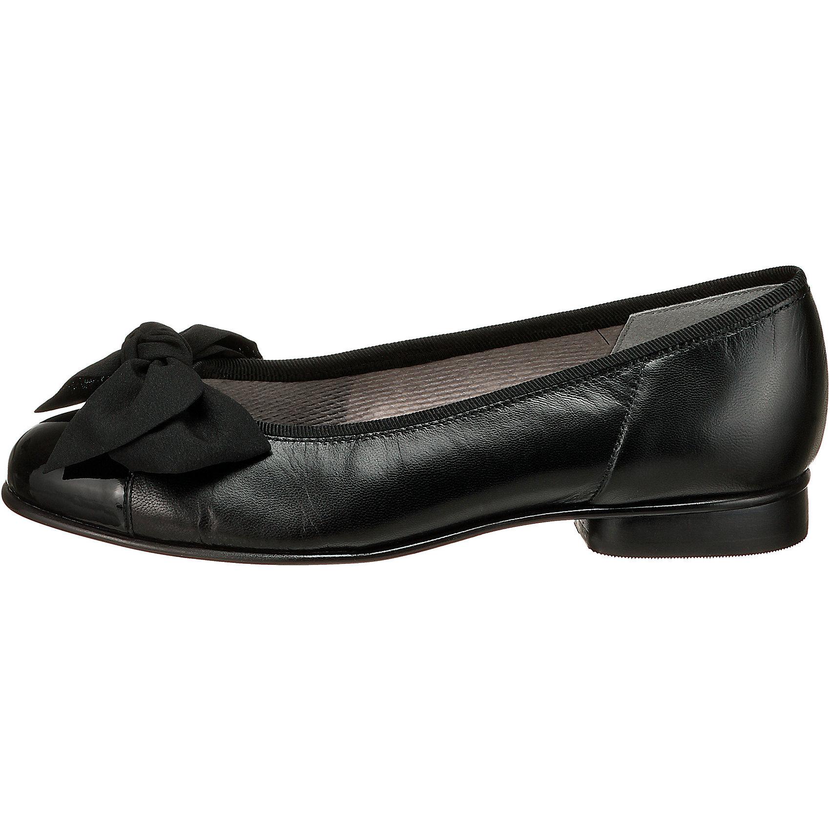 Neu Gabor Ballerinas 5715563 für Damen schwarz blau      9b5b37