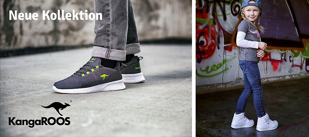 KangaROOS Kinderschuhe Stiefel und Sportschuhe online