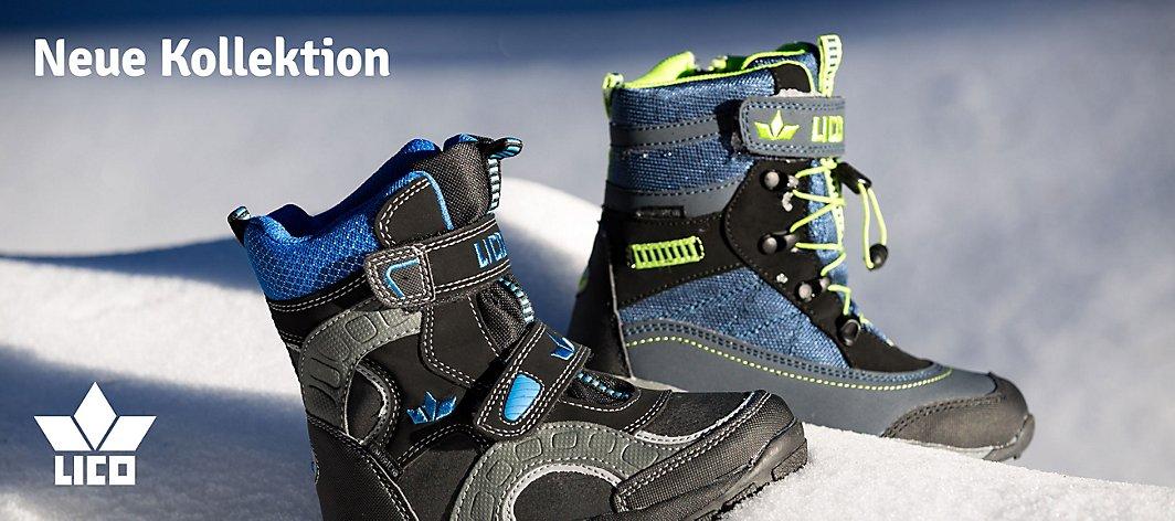 suche nach dem besten feinste Auswahl Beförderung LICO Kinderschuhe - Schuhe für Kinder günstig online kaufen ...