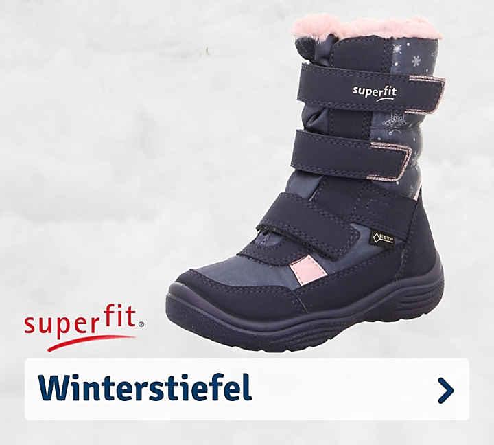 new concept dc0a8 433bd superfit Kinderschuhe - Stiefel und Sneakers günstig kaufen ...