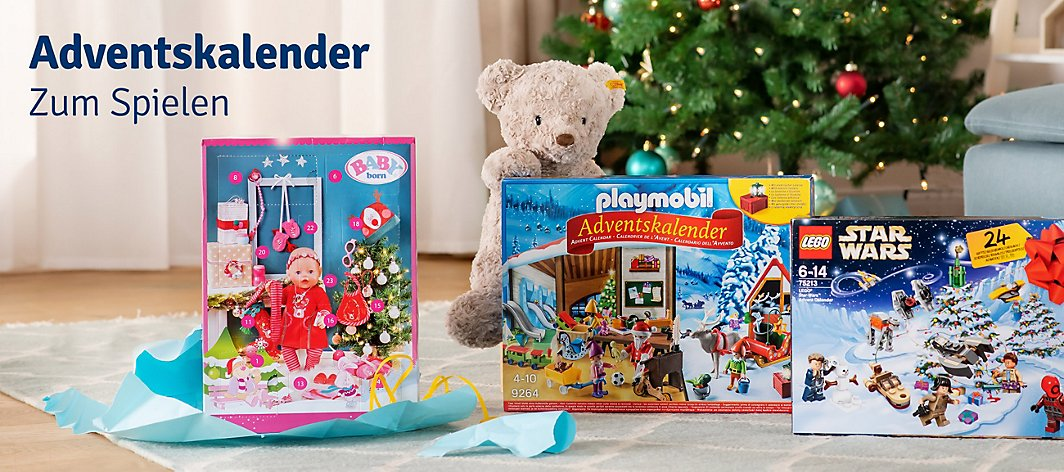 Adventskalender 2019 Adventskalender Fur Kinder Gunstig