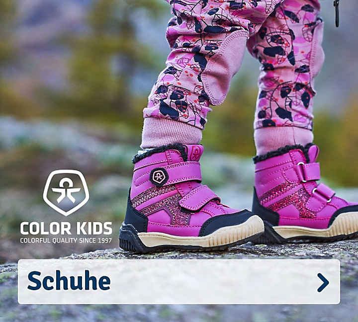 Color Kids Schuhe