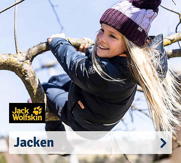 Kindermode von Jack Wolfskin günstig online kaufen bei