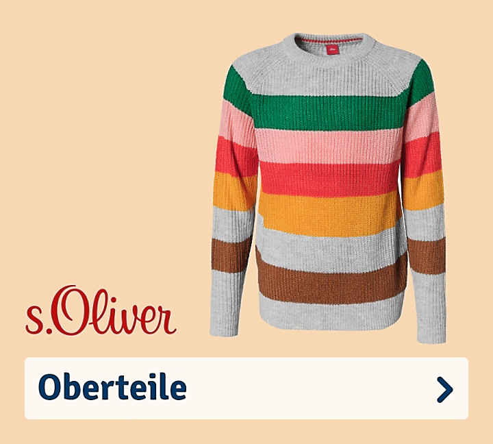 sOliver Oberteile