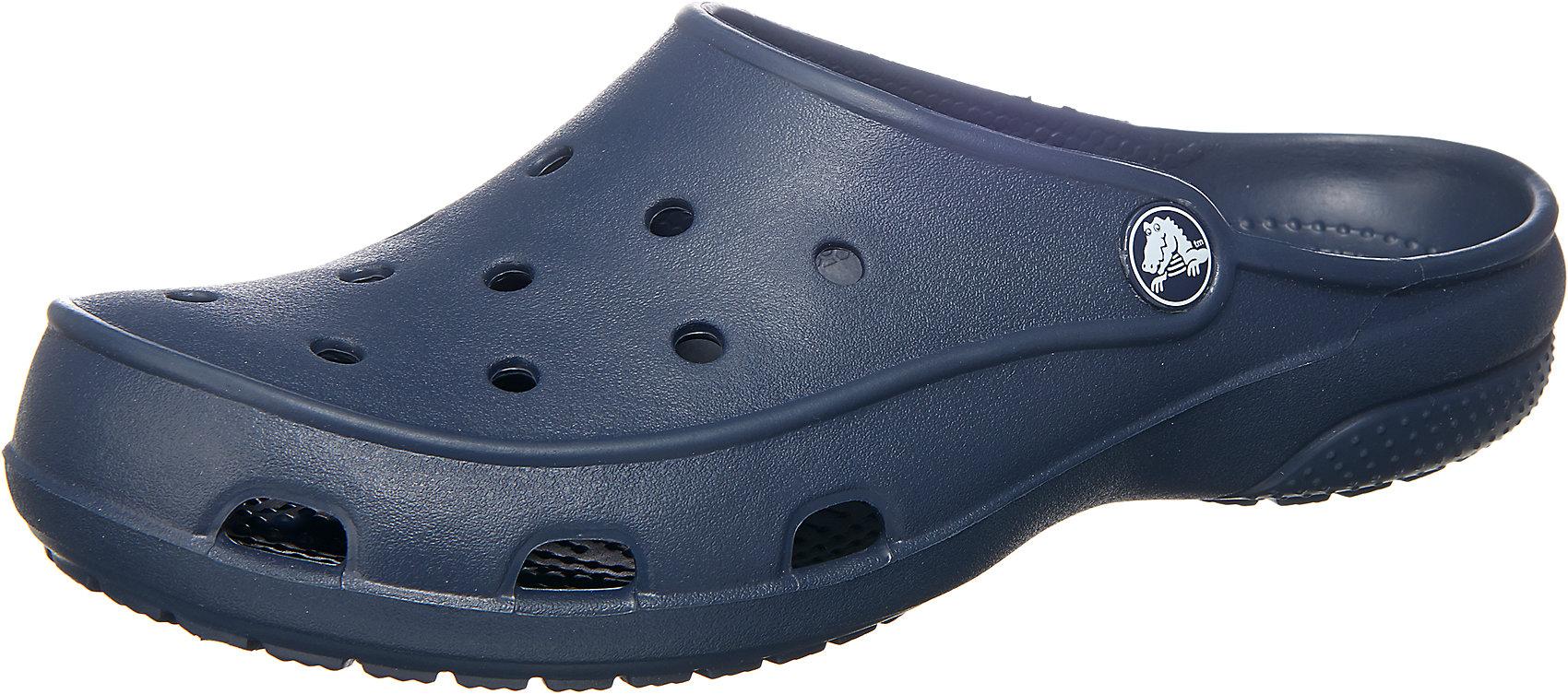 Details zu Neu Crocs Freesail Clog W Navy Clogs 5748485 für Damen