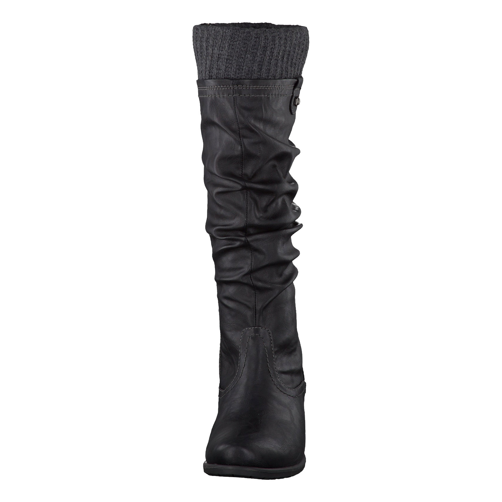Neu Tamaris Stiefel 5749892 für Damen grau  | | | Trendy  be13be