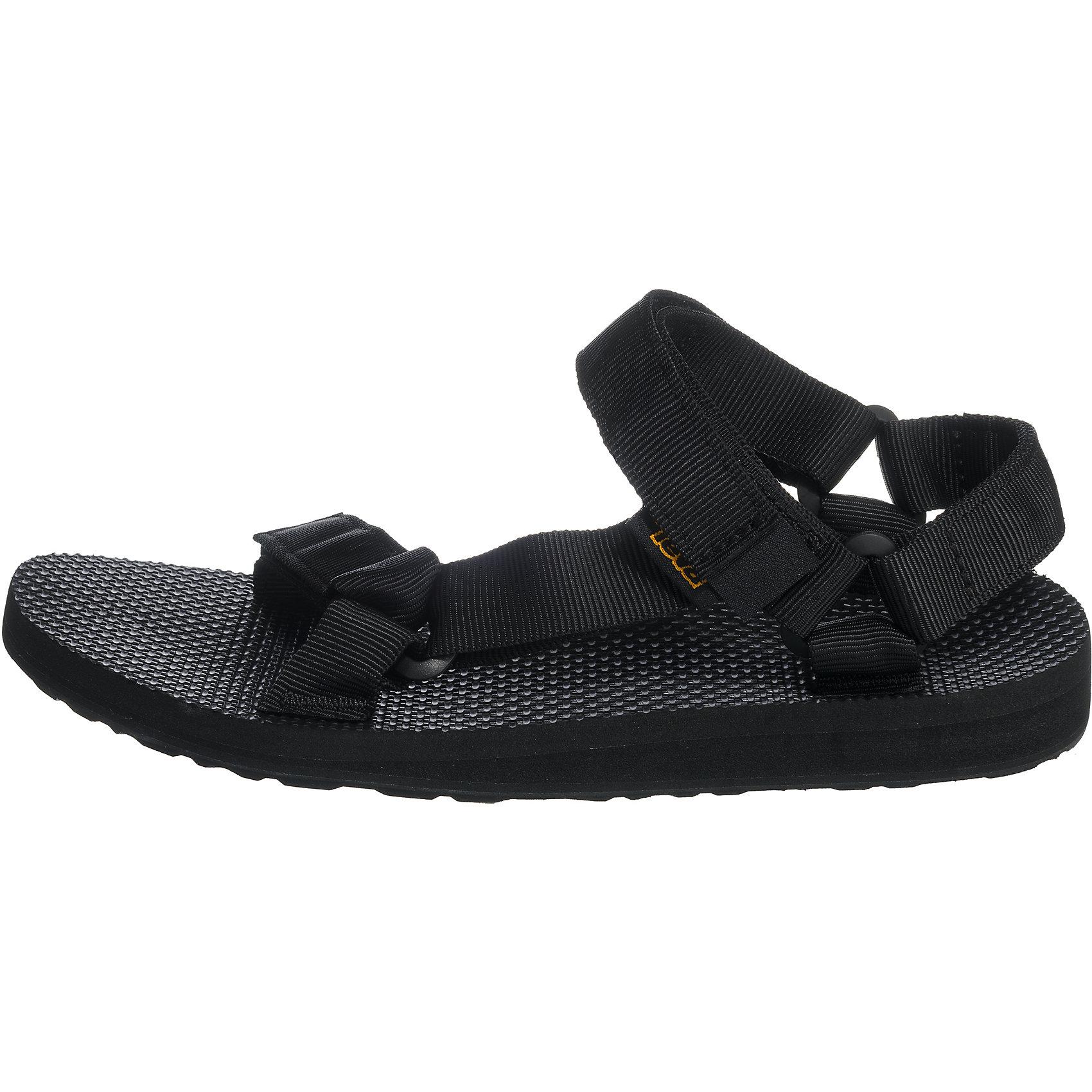 Neu Teva Original Universal Sandaleen 5753794 für Damen schwarz