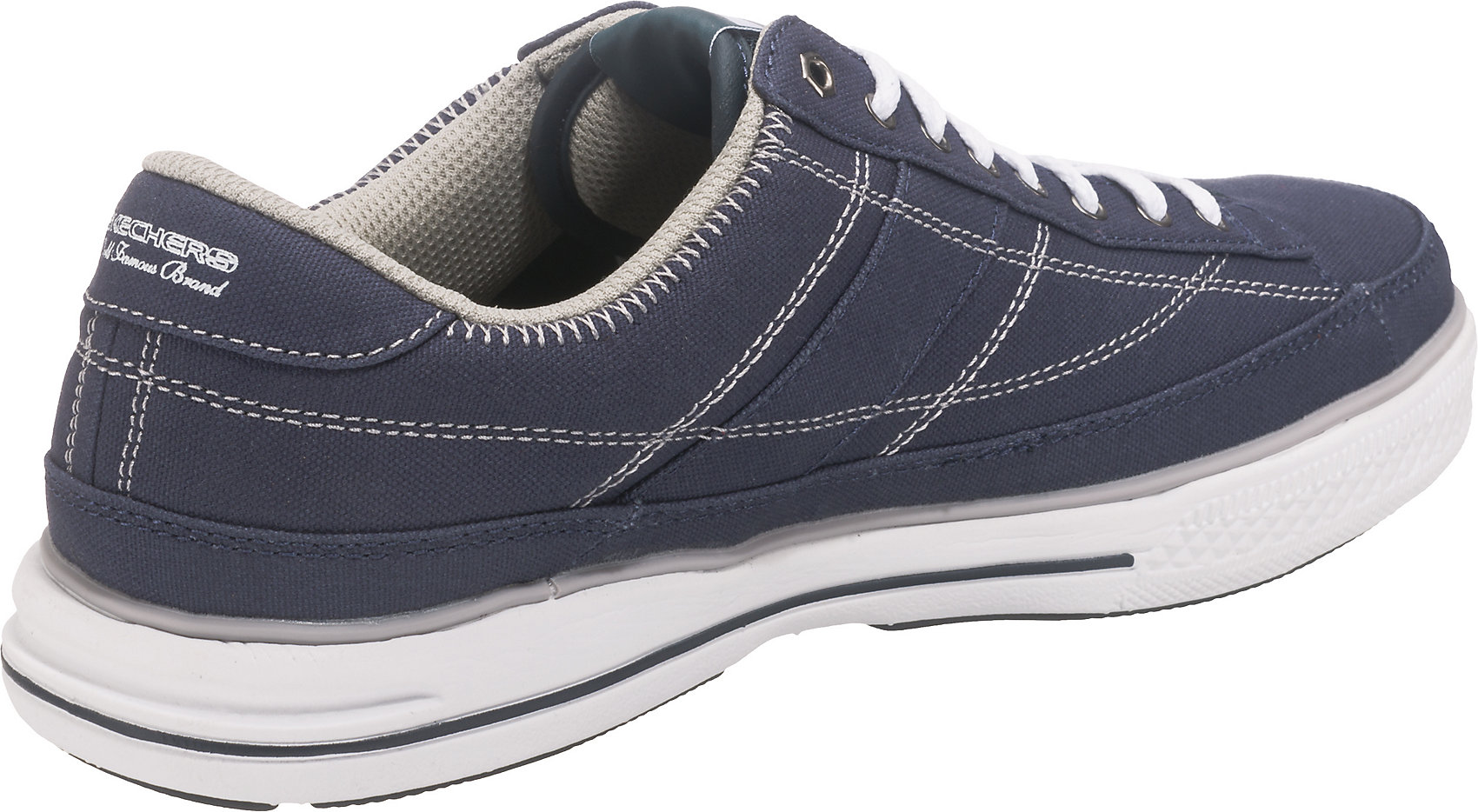 Neu SKECHERS ARCADE CHAT MF Sneakers Low 5756600 für Herren hrukk