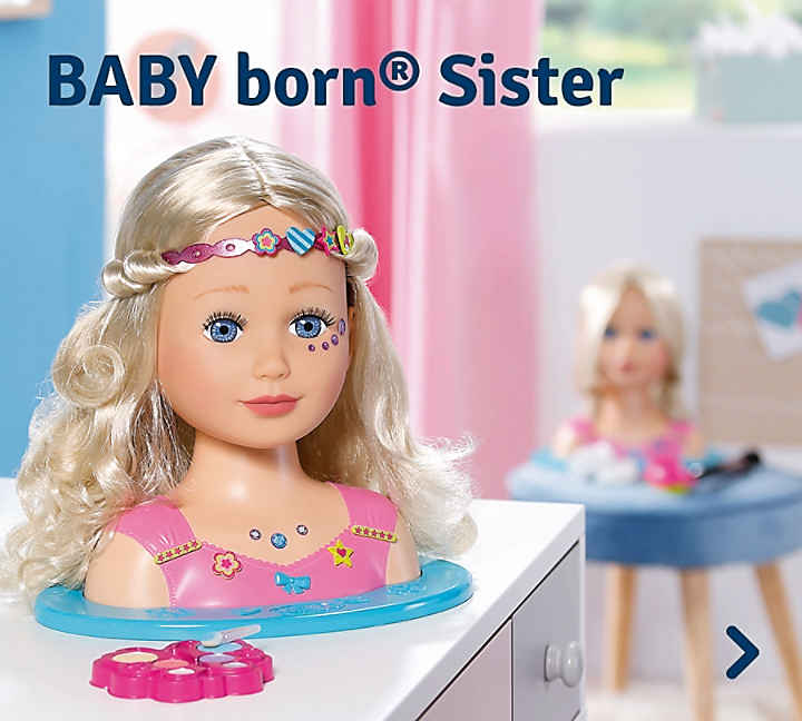 BABY born® Sister