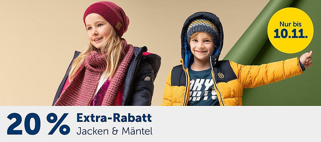 Kinderjacken Winterjacken & Mäntel für Kinder online