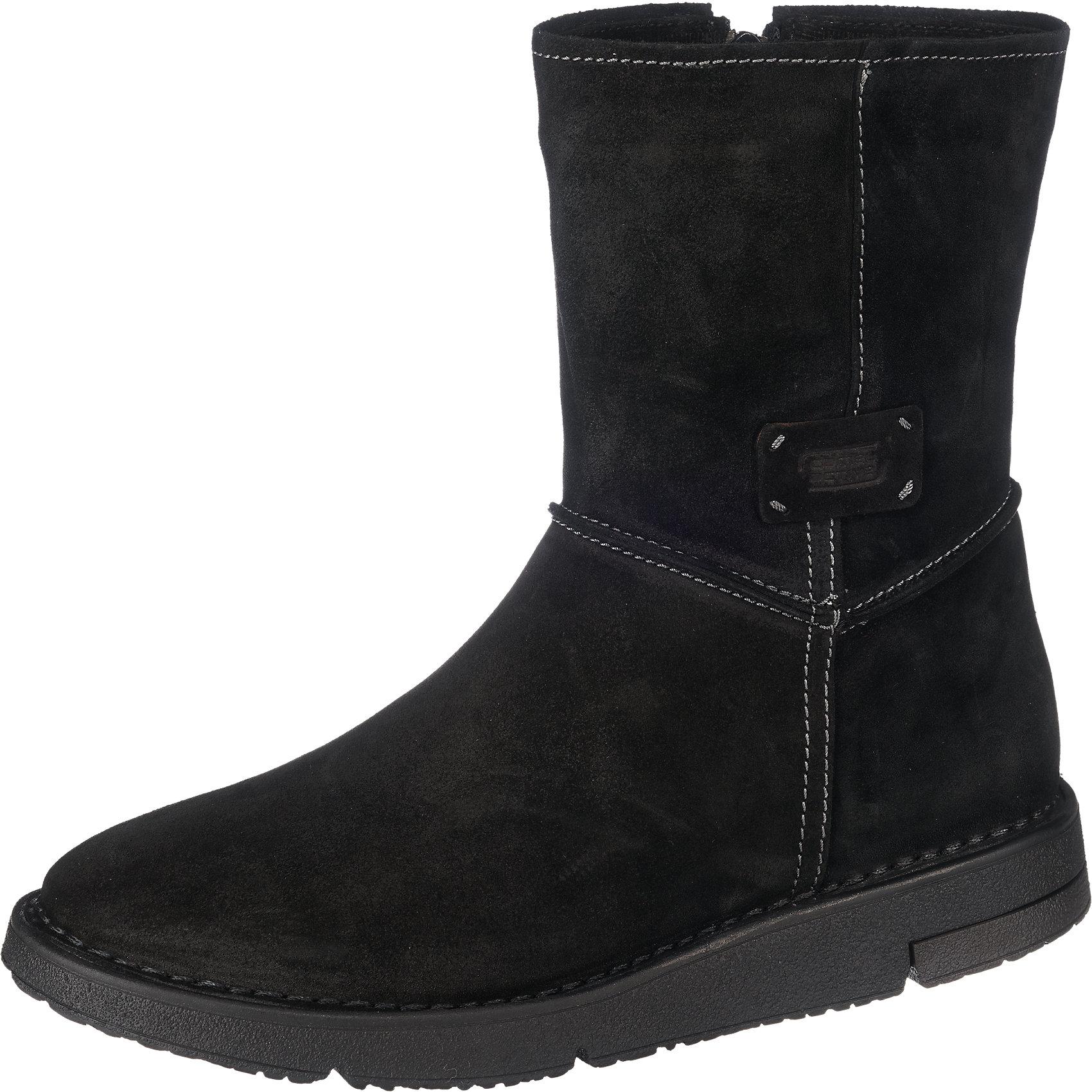Neu camel active Balance Stiefel 5759705 für Damen schwarz   eBay ad990f03a1