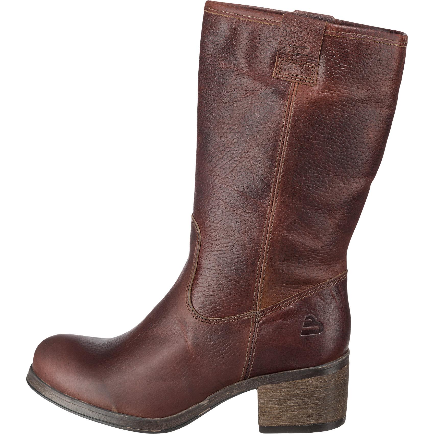 Details zu Neu BULLBOXER Stiefel 5760012 für Damen cognac