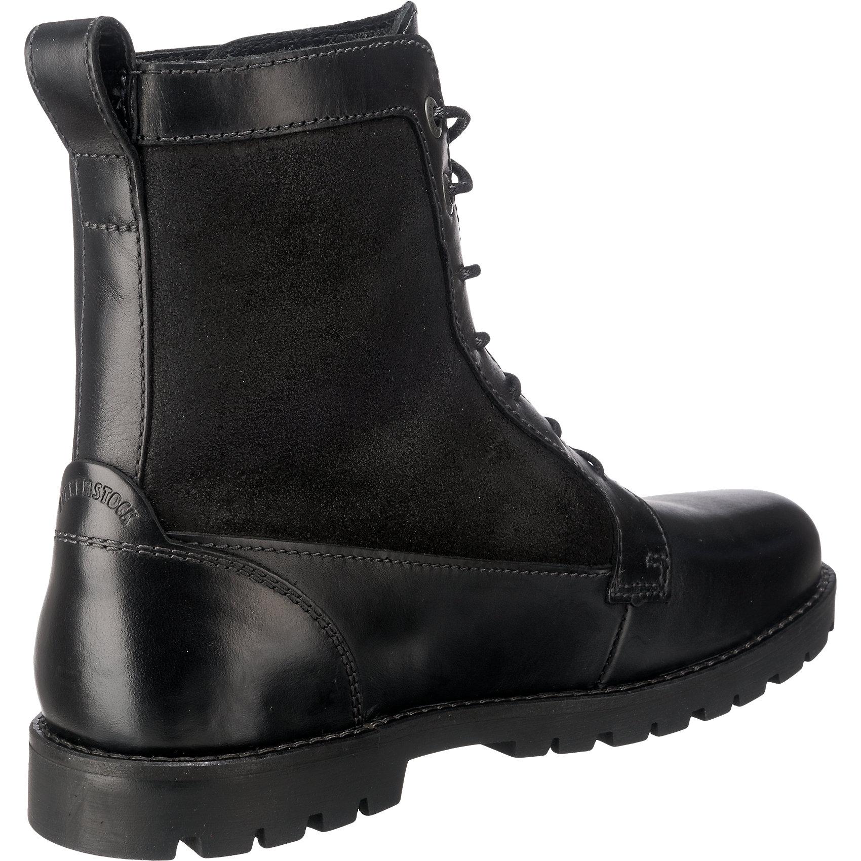Neu BIRKENSTOCK Gilford WEIT Stiefeletten 5762643 für Damen schwarz