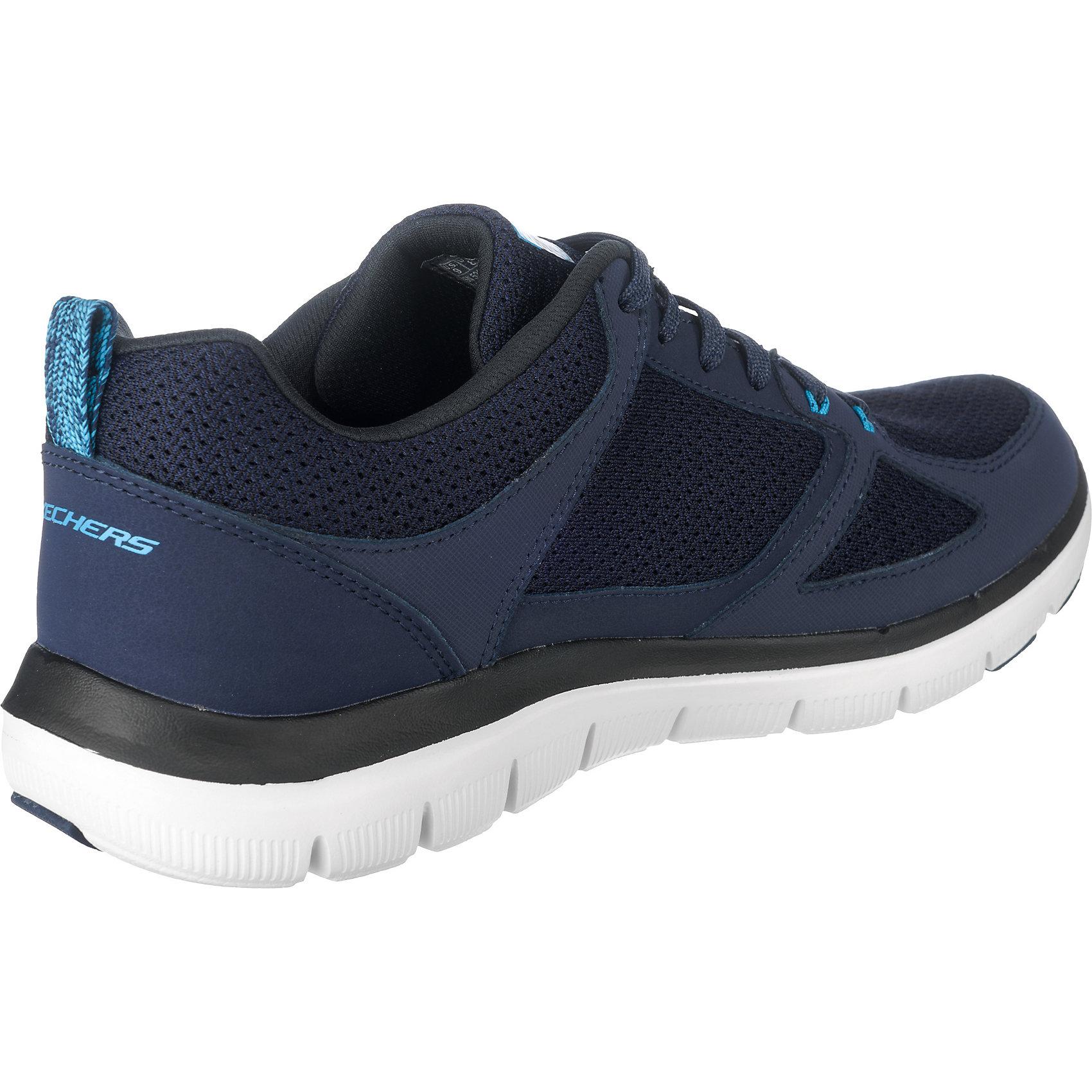 Neu SKECHERS FLEX ADVANTAGE 2.0 Sneakers Low 5764008 für Herren