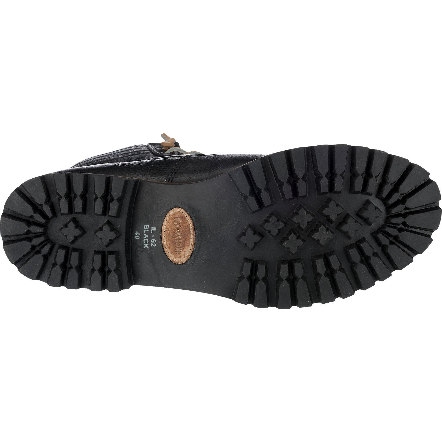 Neu Blackstone Stiefeletten 5764674 für Damen cognac schwarz