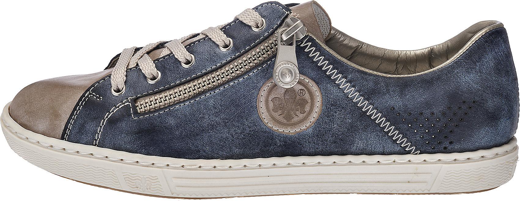 Rieker Damen Halbschuh blau Greyjeans 36 günstig kaufen | eBay