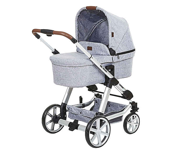 ABC Design Kombi Kinderwagen Condor 4