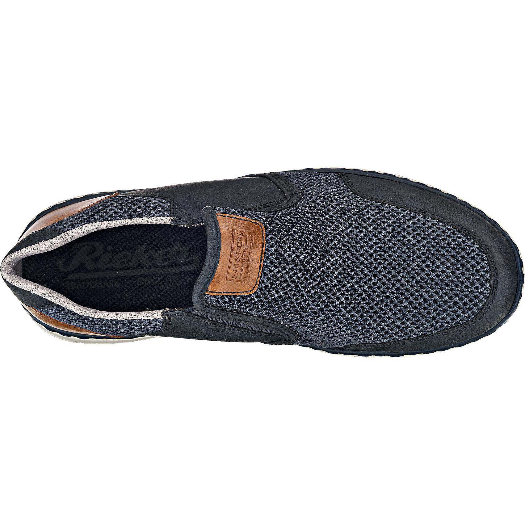 Neu Sneakers rieker Sneakers Neu 5768740 für Herren dunkelblau f3b54a
