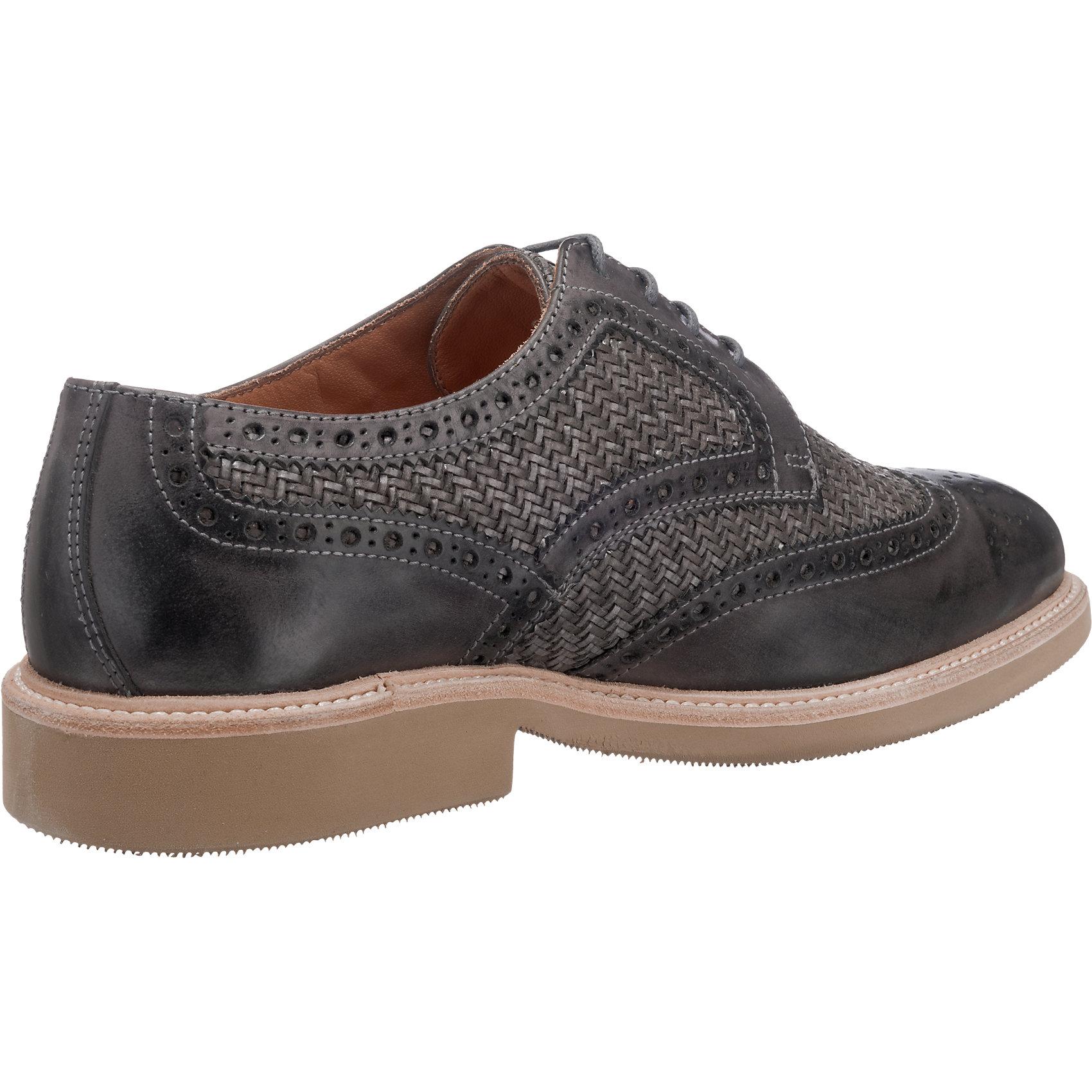 Neu Schuhe ANTICA CUOIERIA Freizeit Schuhe Neu 5770175 für Herren grau-kombi 2336f8