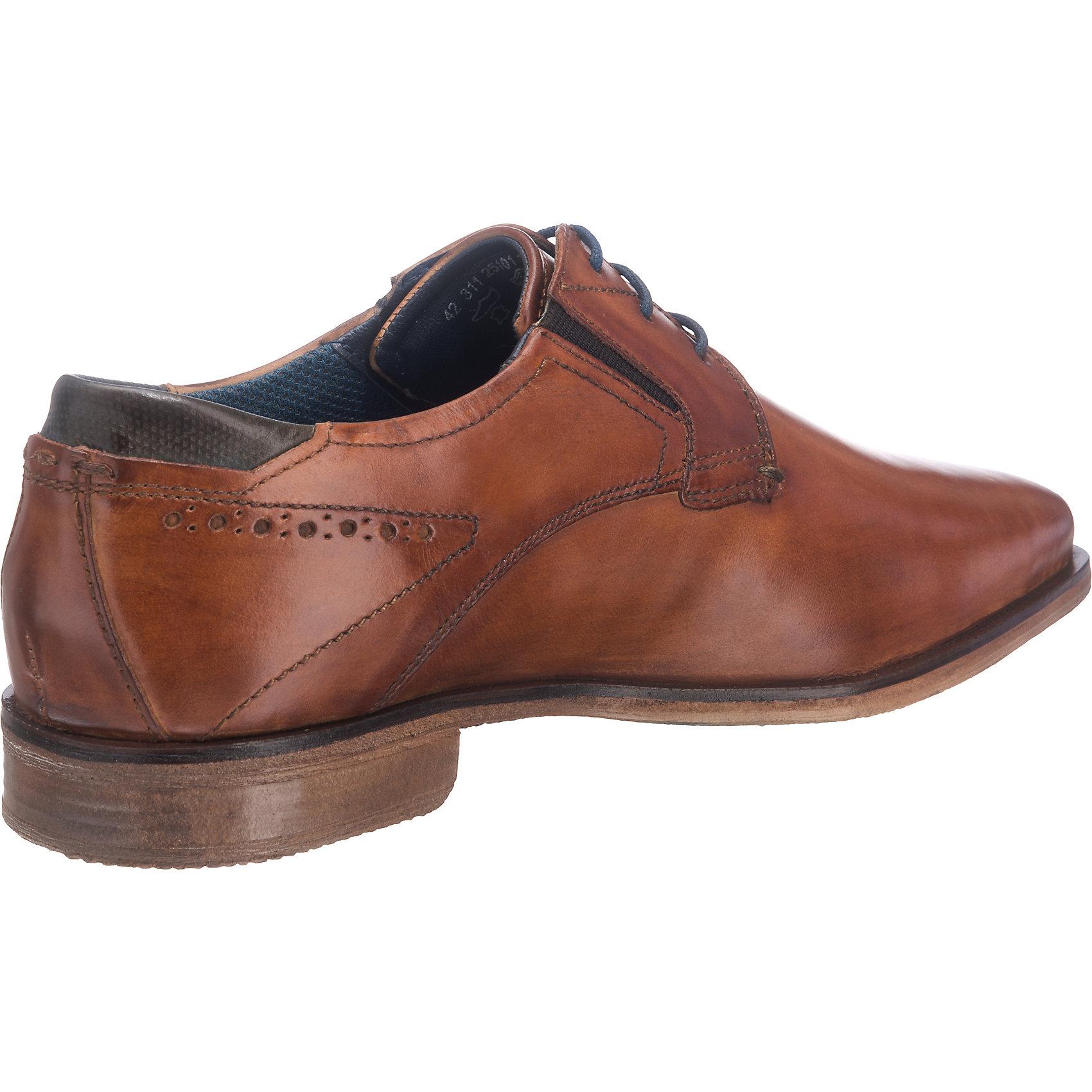 Neu bugatti Business Schuhe 5771207 für Herren cognac