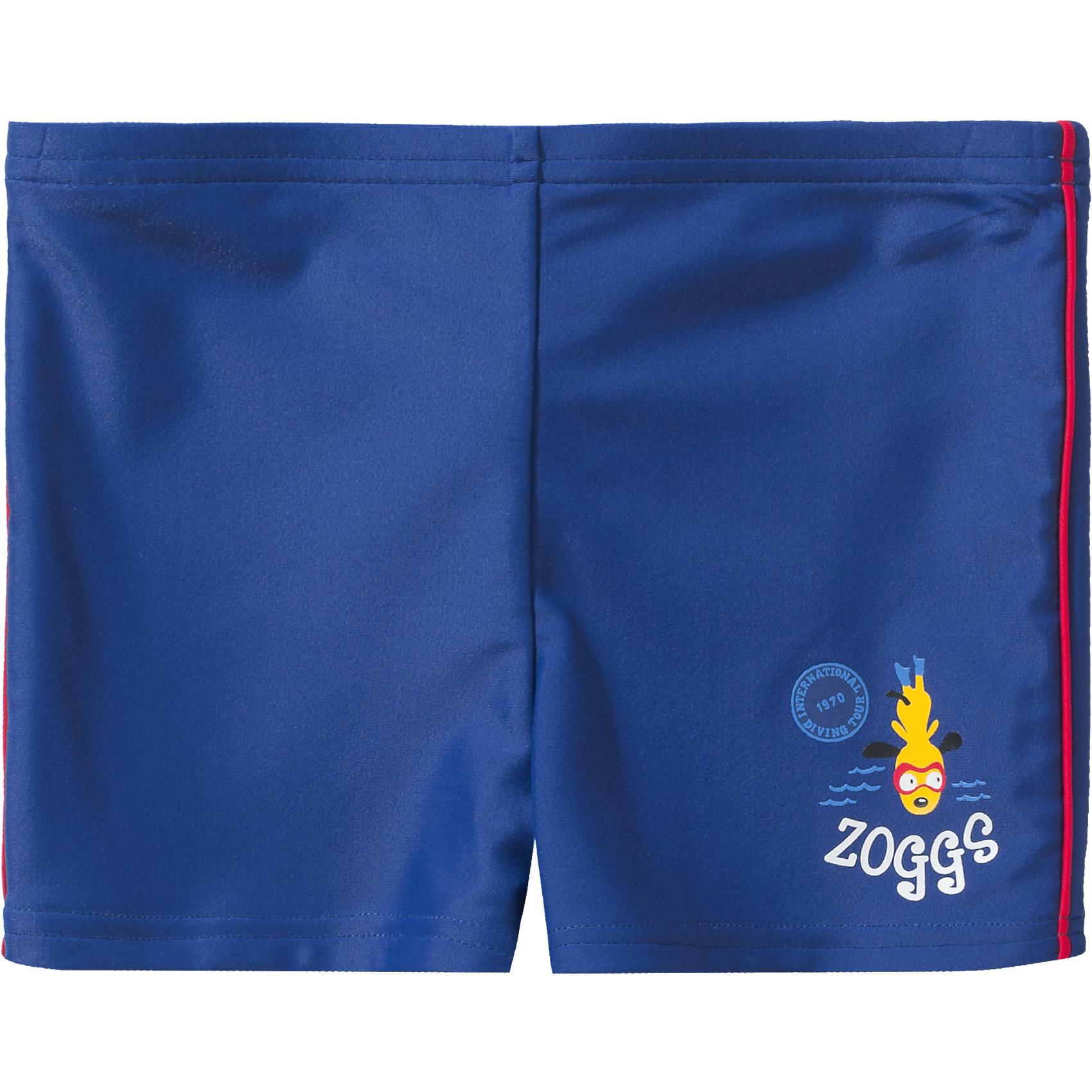 Neu Zoggs Badehose Diving Dog für Jungen blau 6053710