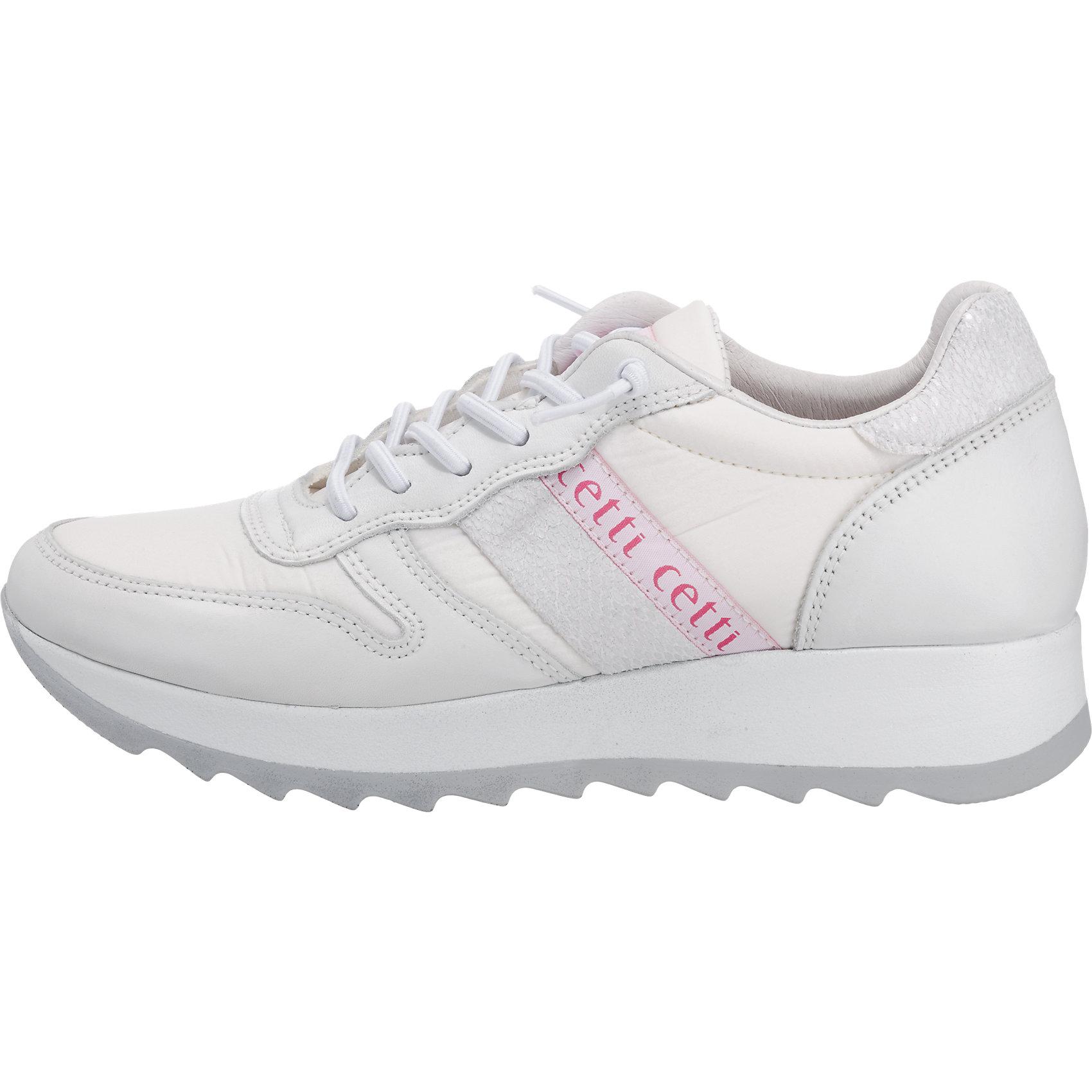 Details zu Neu Cetti Sneakers 5771971 für Damen offwhite
