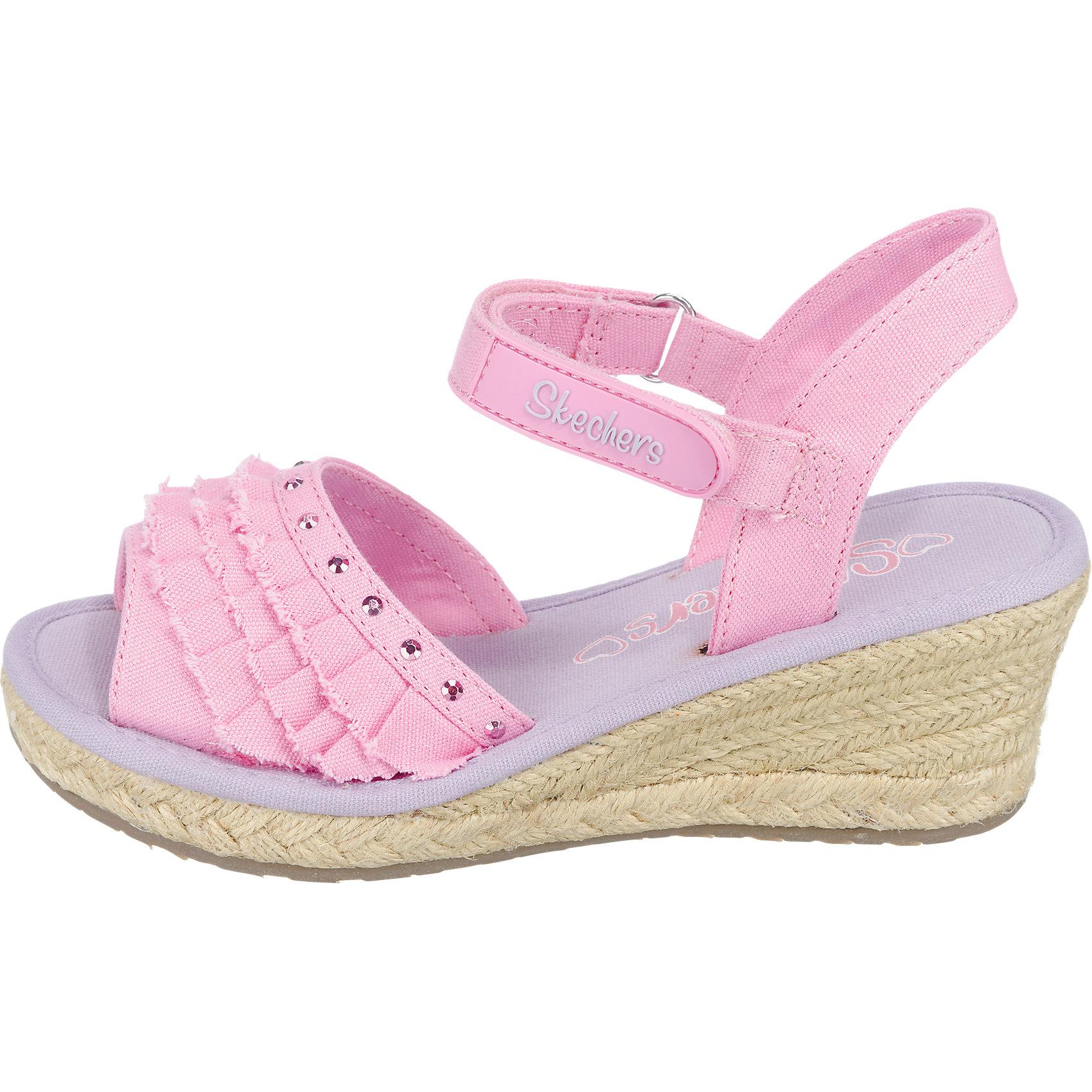 Details zu Neu SKECHERS Kinder Sandalen für Mädchen 6884575 für Mädchen pink