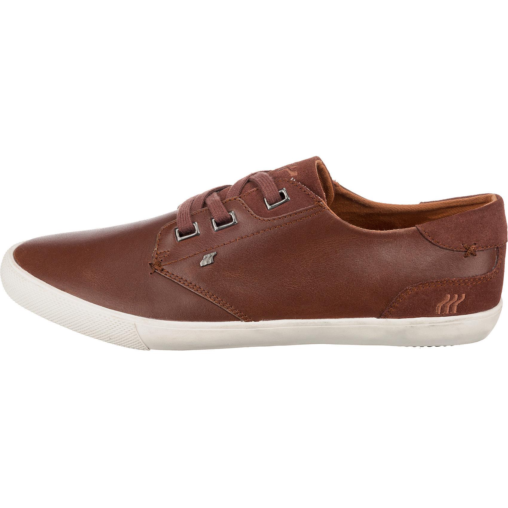 Neu Boxfresh® Stern Sneakers 5773545 für Herren dunkelbraun