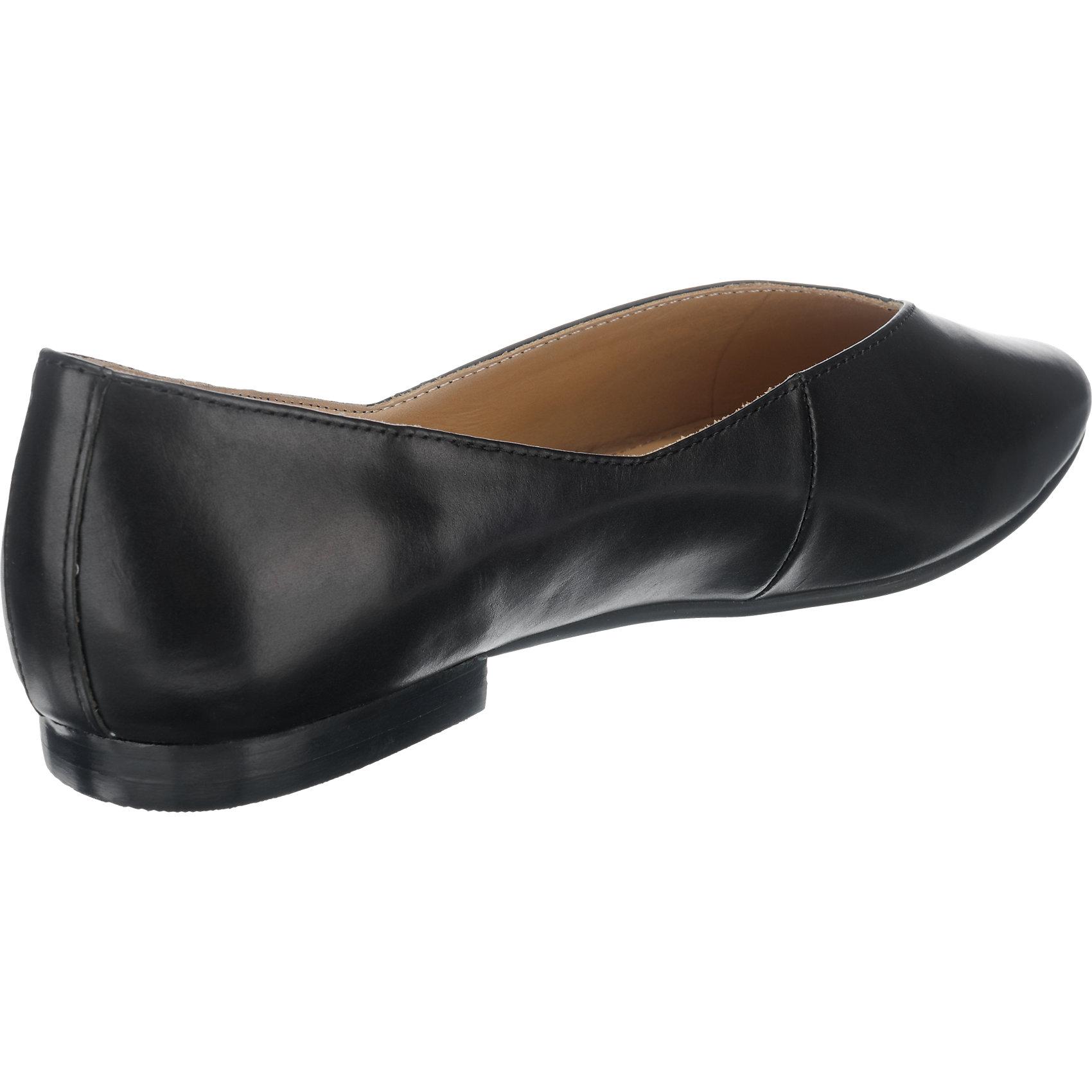 Neu MARC O'POLO Ballerinas 5774694 für Damen schwarz cognac grau