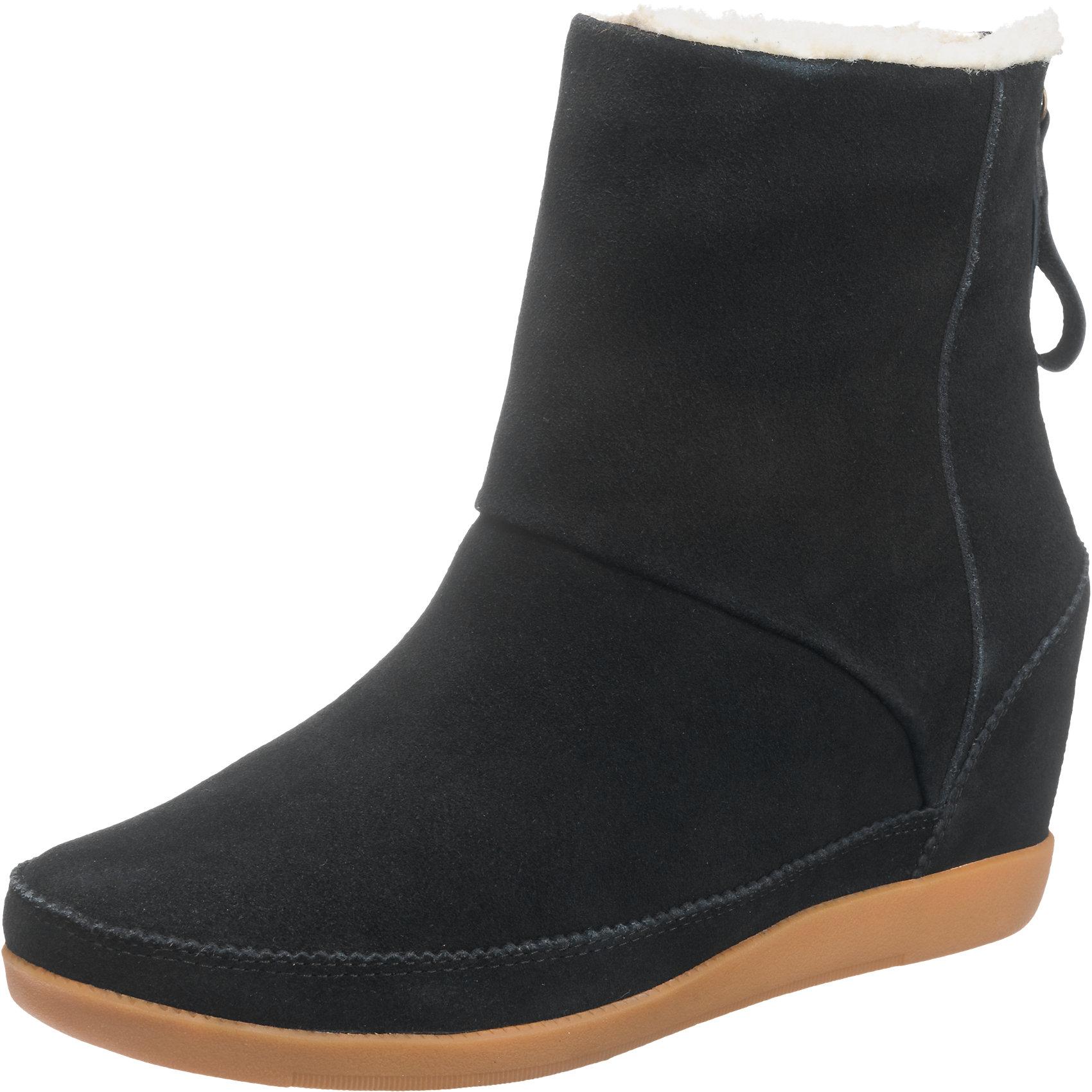 Neu shoe the bear Emmy Fur Stiefeletten 5777253 für Damen schwarz braun