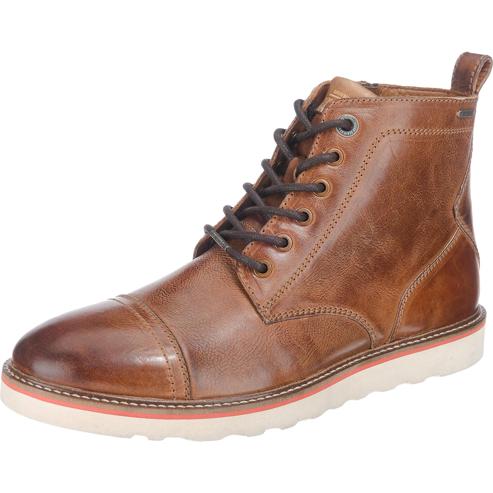 Neu Pepe Jeans Barley Boot Tumble Stiefel & Stiefeletten 5777537 für Herren