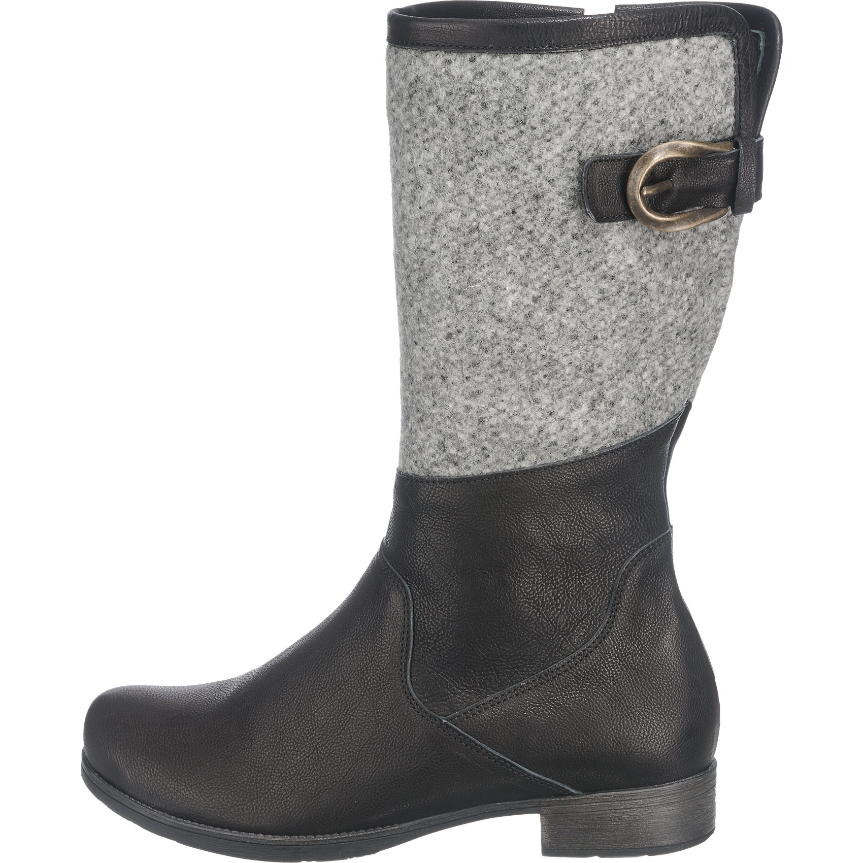 Neu Think! Stiefel 5778088 für Damen schwarz-kombi