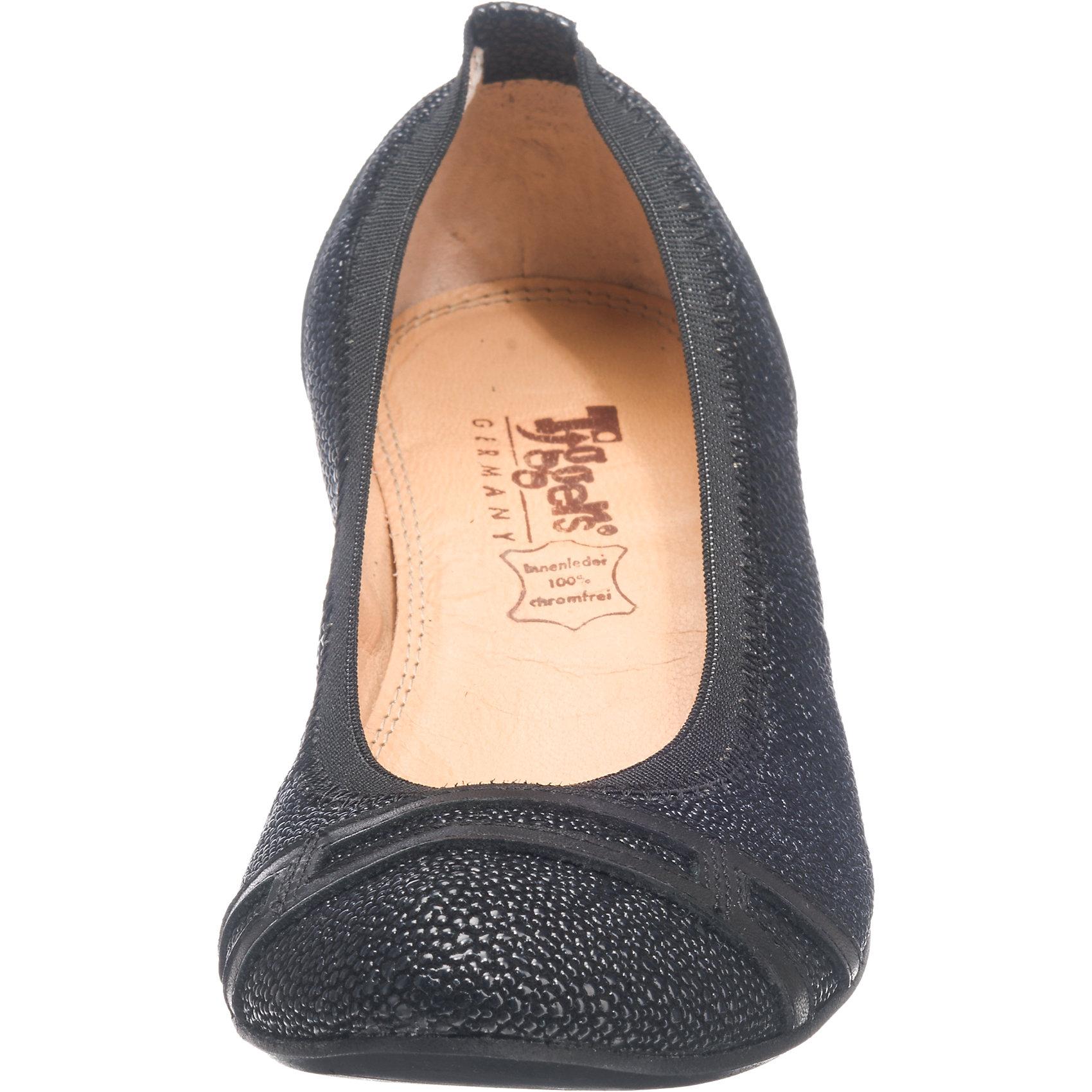 Neu Tiggers® Ballerinas Sunny Ballerinas Tiggers® 5778318 für Damen schwarz d44366