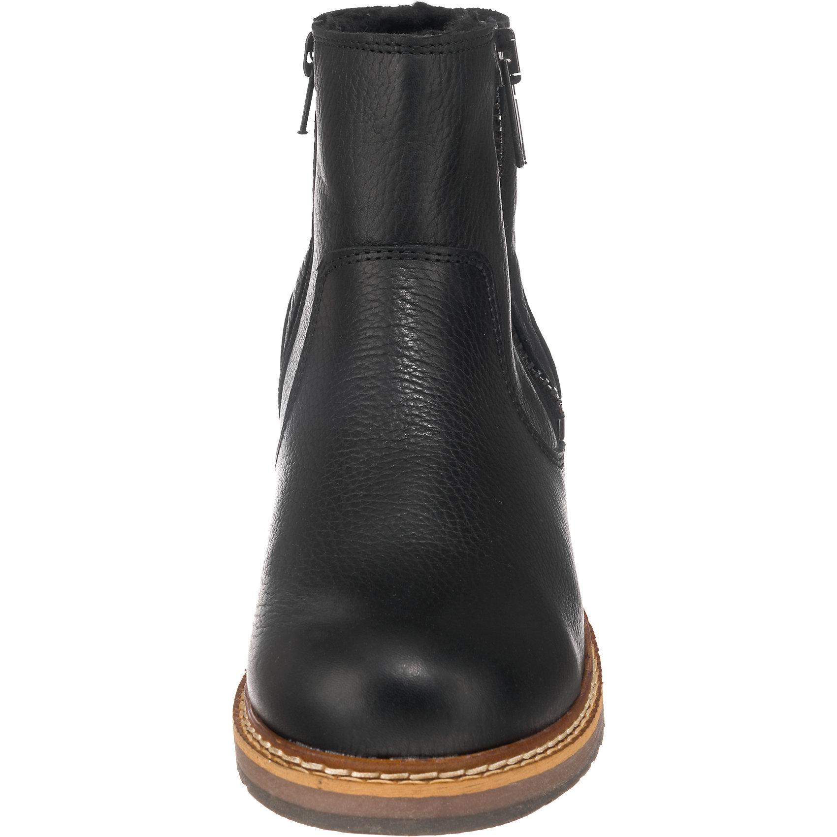 Neu BULLBOXER Stiefeletten 5778543 für Damen cognac schwarz