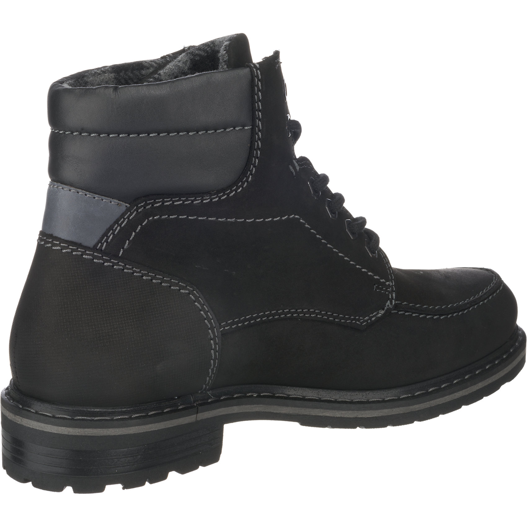 Neu Stiefeletten FRETZ men Scooter Stiefel & Stiefeletten Neu 5778953 für Herren schwarz 5b69bd