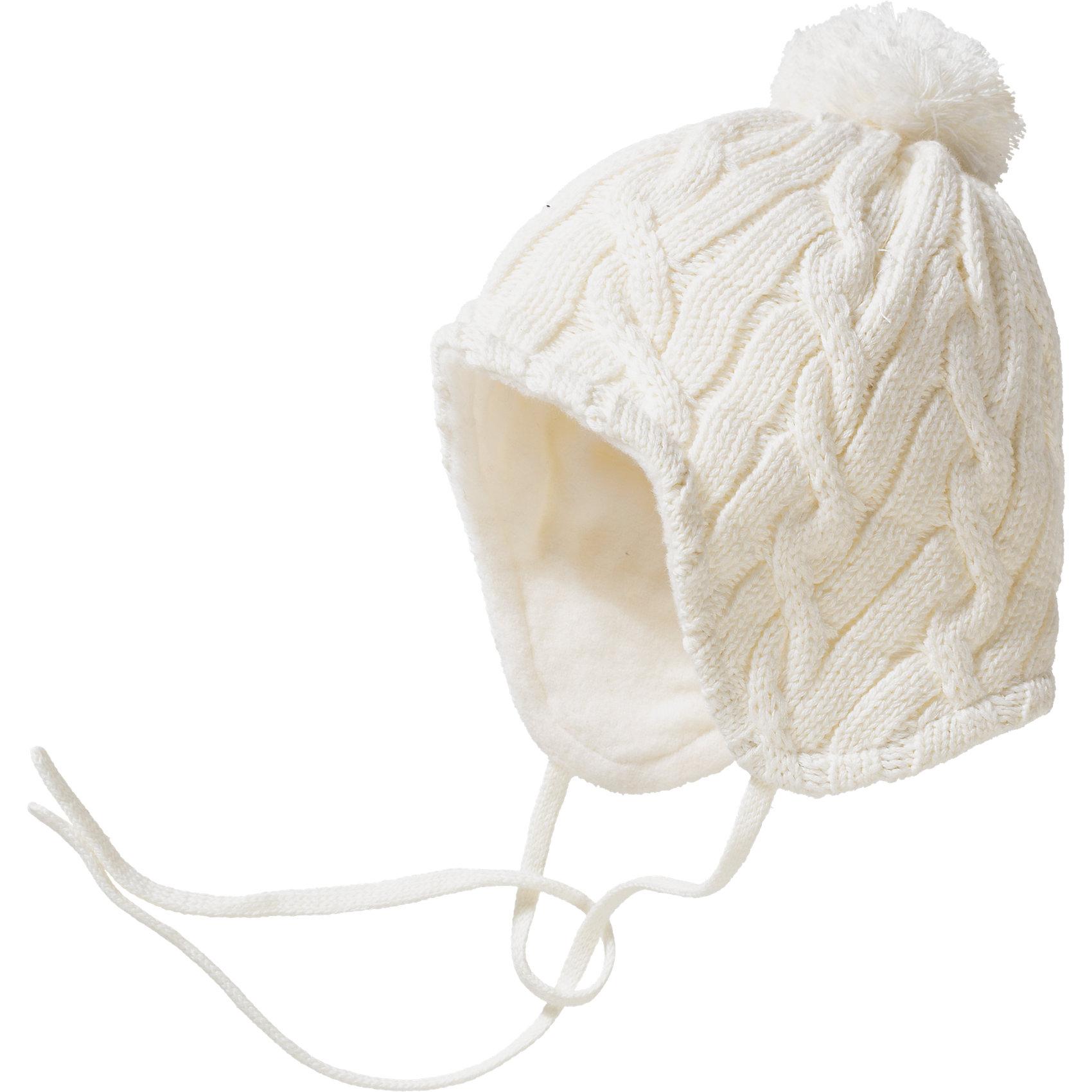Neu Sterntaler Baby Bommelmütze zum Binden für Mädchen 6063995 für ... 7f8f679454