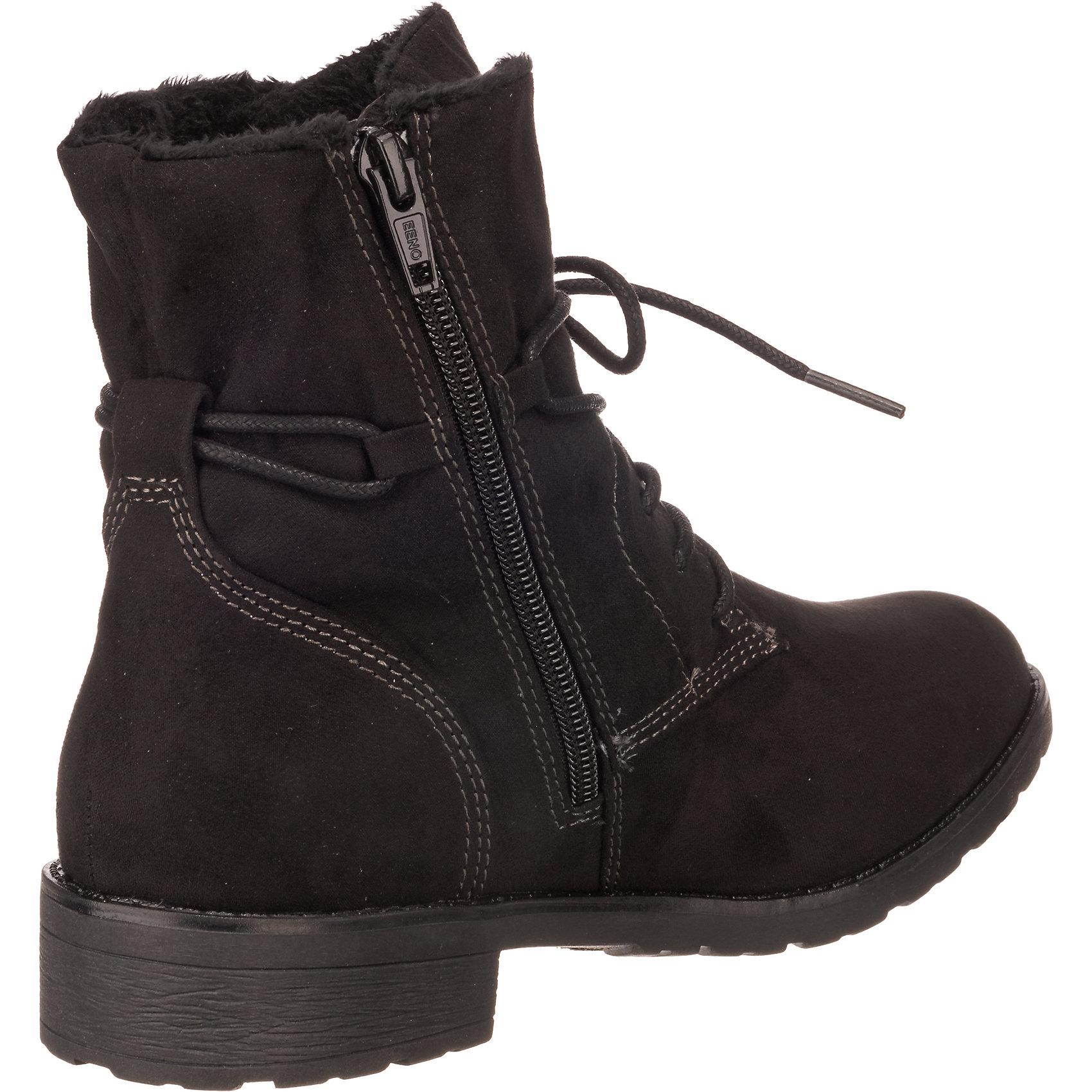 Neu Jane Klain Stiefeletten 5780234 für Damen schwarz