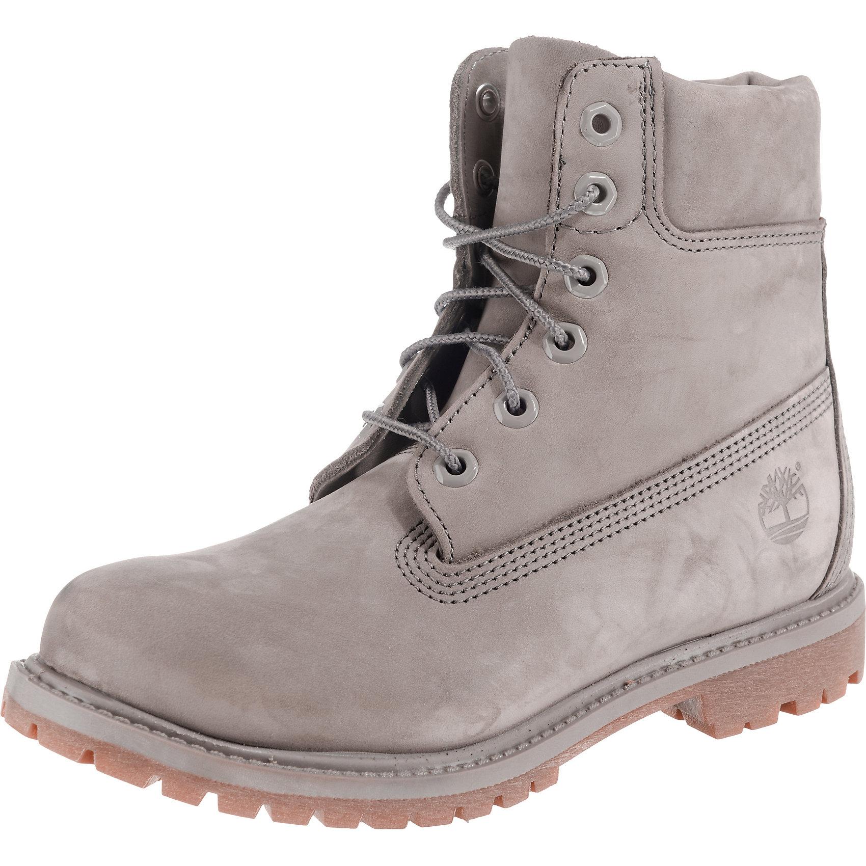 Neu Timberland 6In Premium Stiefel Stiefeletten 5780612 für Damen grau grau grau   dec772
