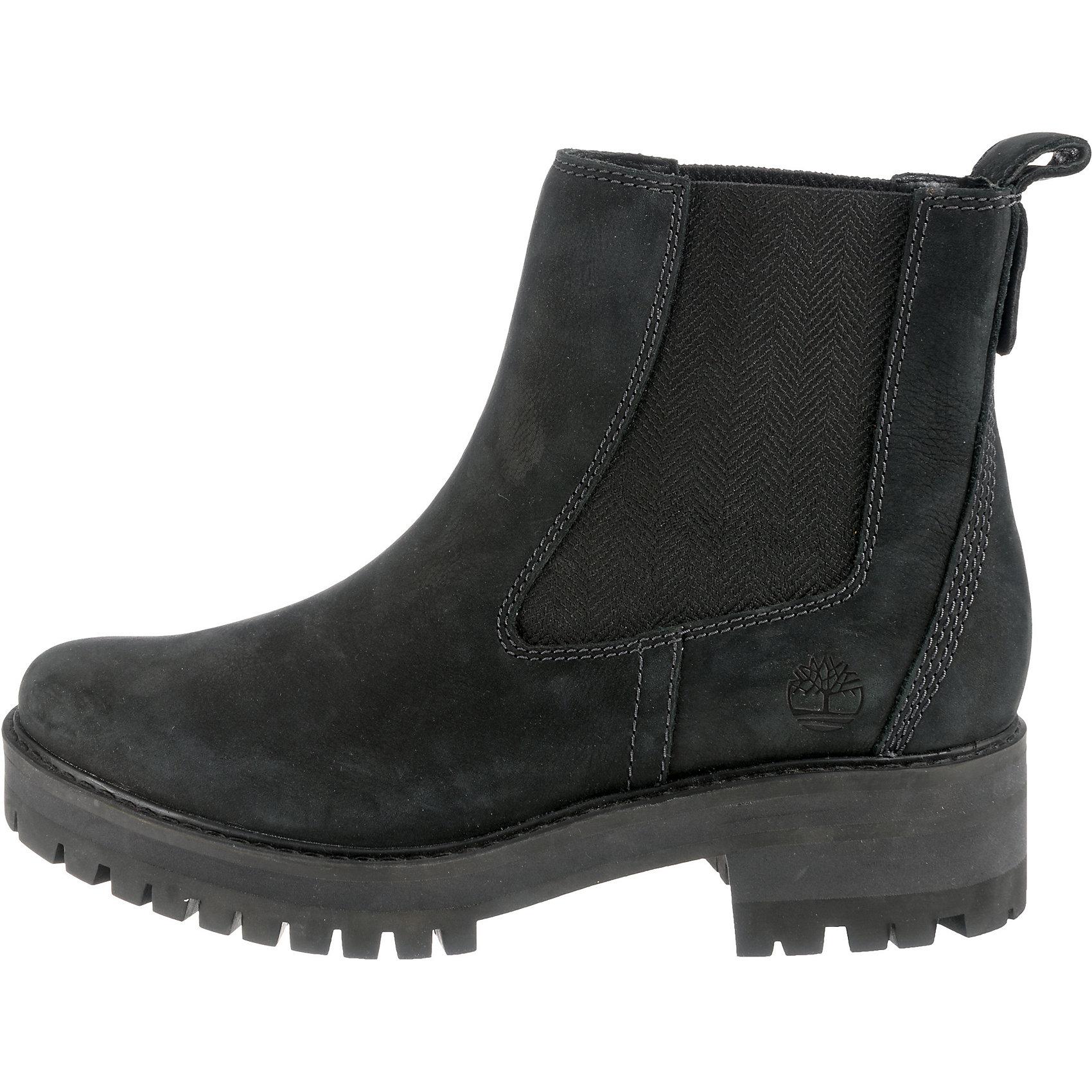 589fb3310c4c3c Neu Timberland A1J66 Chelsea Boots 5780616 für Damen schwarz