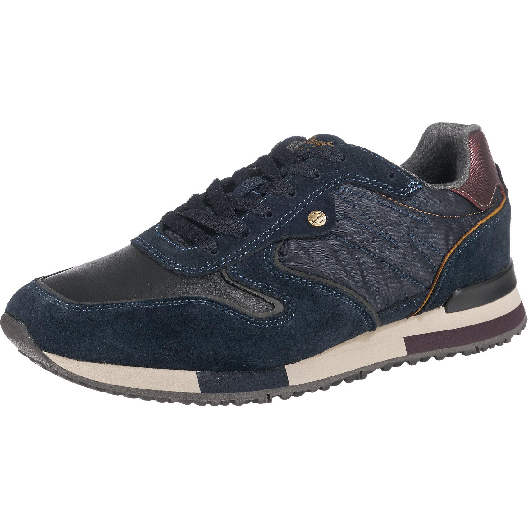 Neu Wrangler Forest Sneakers Low 6830182 Für Herren Grau