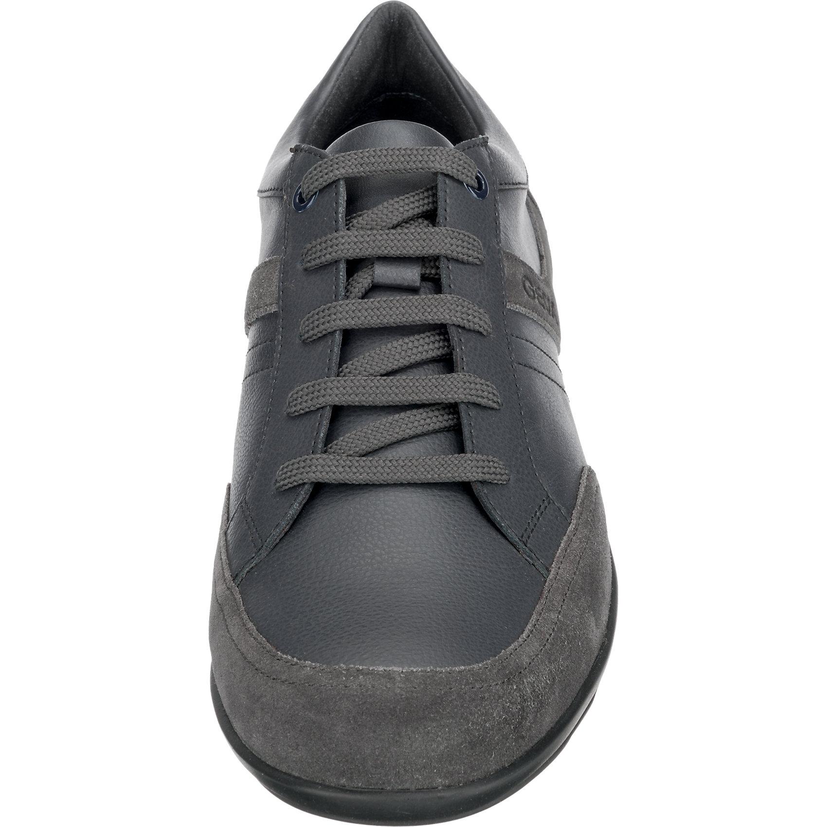 Neu GEOX Padget Sneakers 6846063 für Herren blau-kombi