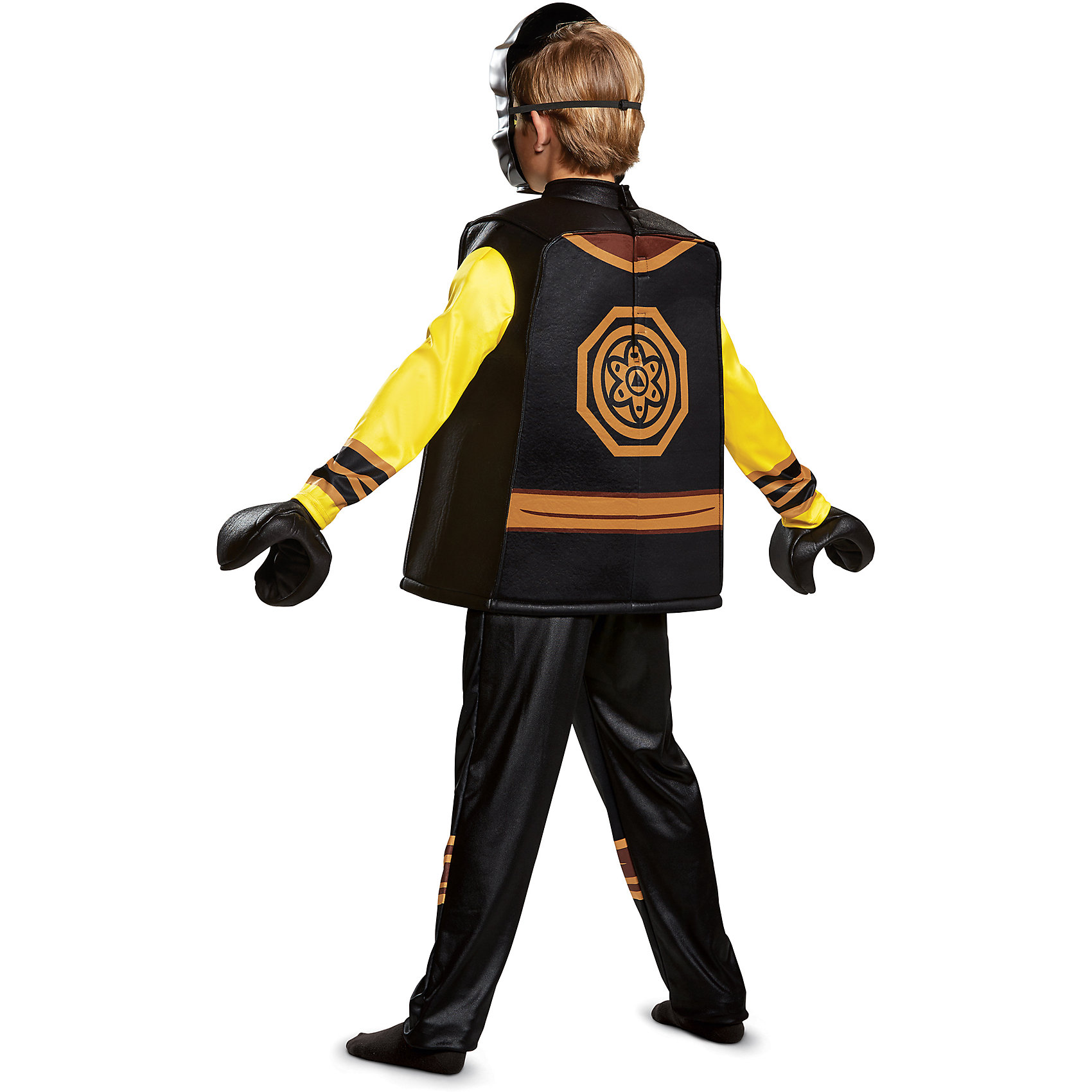 Neu LEGO Kostüm LEGO Ninjago Cole Movie Deluxe, 5-tlg. 5-tlg. 5-tlg. 6846678 | Stilvoll und lustig  3b8201
