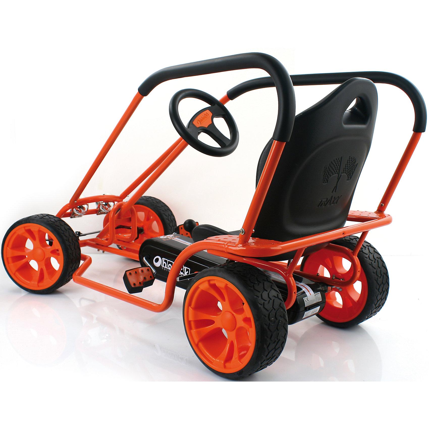Neu hauck Toys Go-Kart Thunder II II II Orange 6856960 Orange ed0cc2