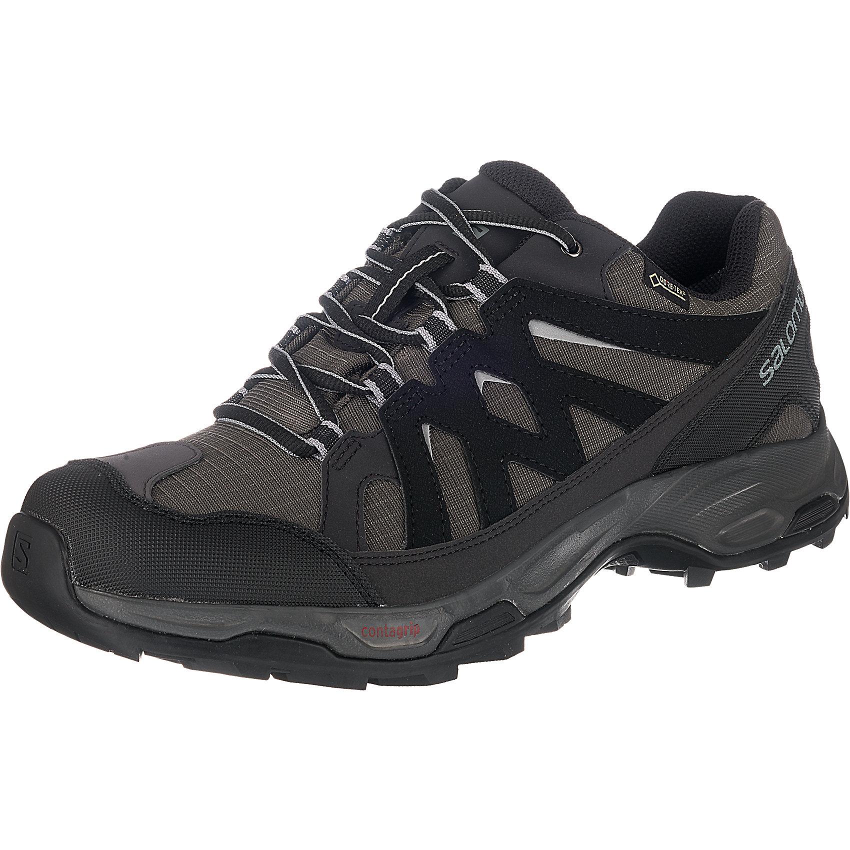 brand new 18505 b5b91 Details zu Neu Salomon Schuhe EFFECT GTX® Magnet/Black/Monument  Trekkingschuhe 6919118
