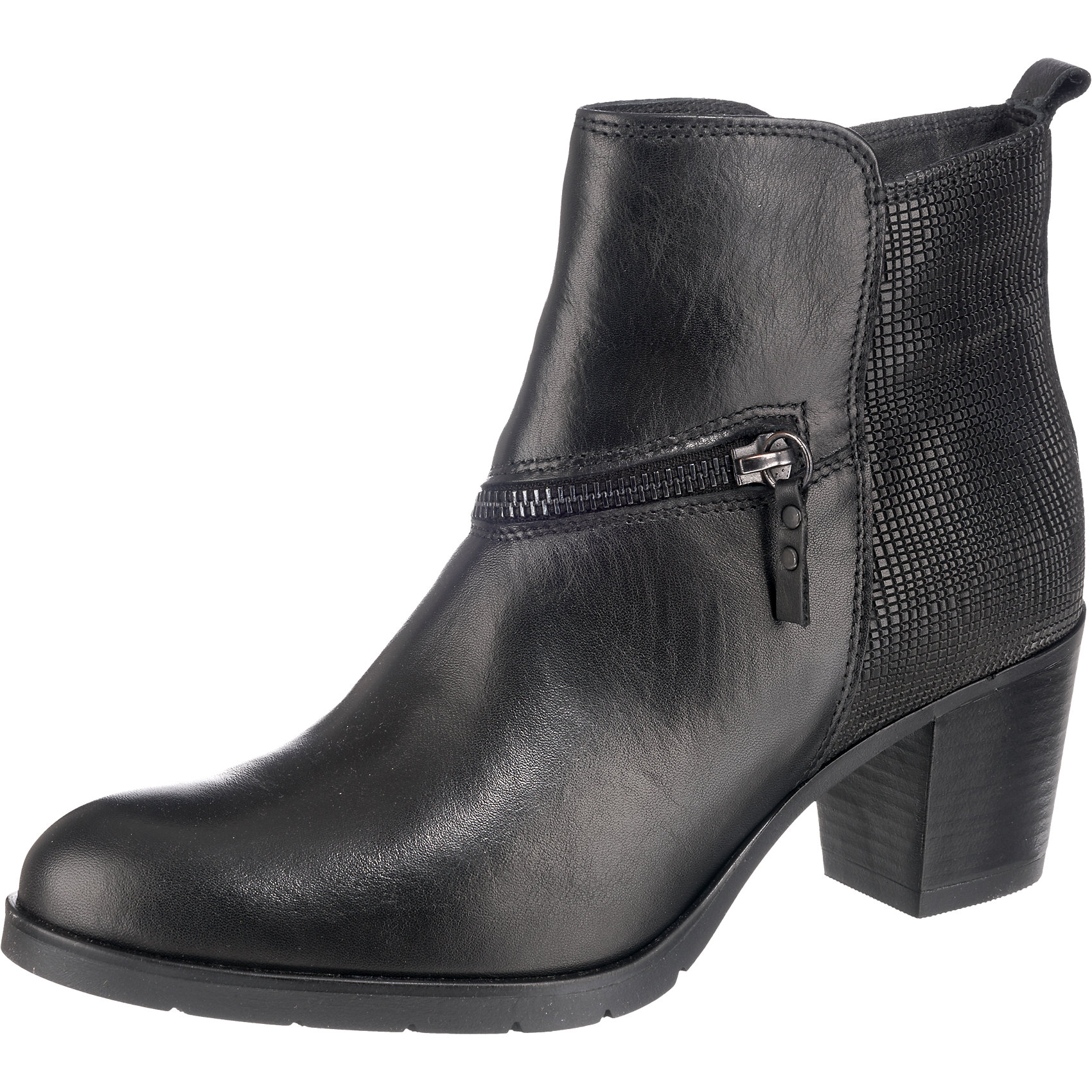 Neu relaxshoe Stiefeletten 6949192 für Damen dunkelbraun schwarz