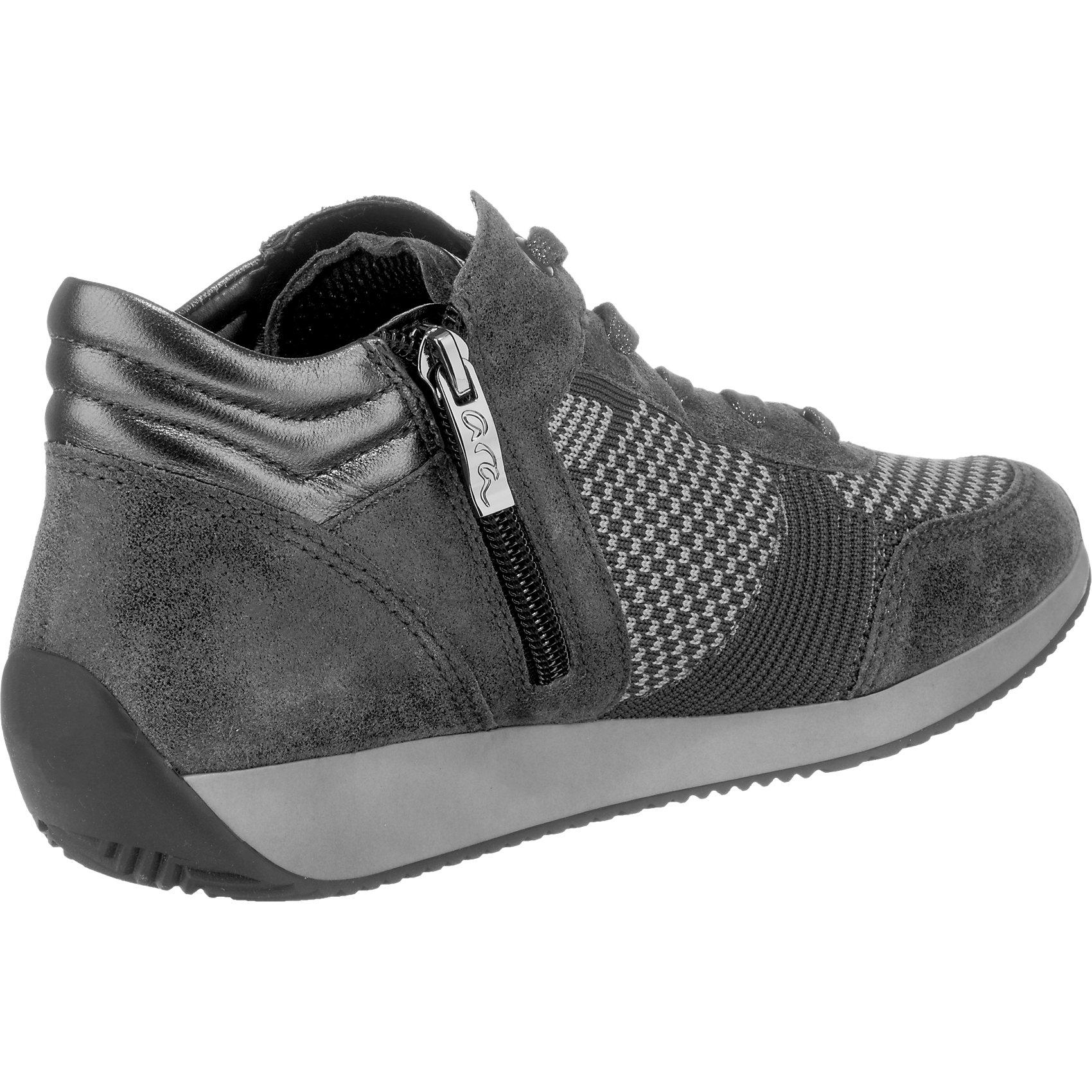 Neu ara Lissabon Sneakers 7003047 für Damen schwarz
