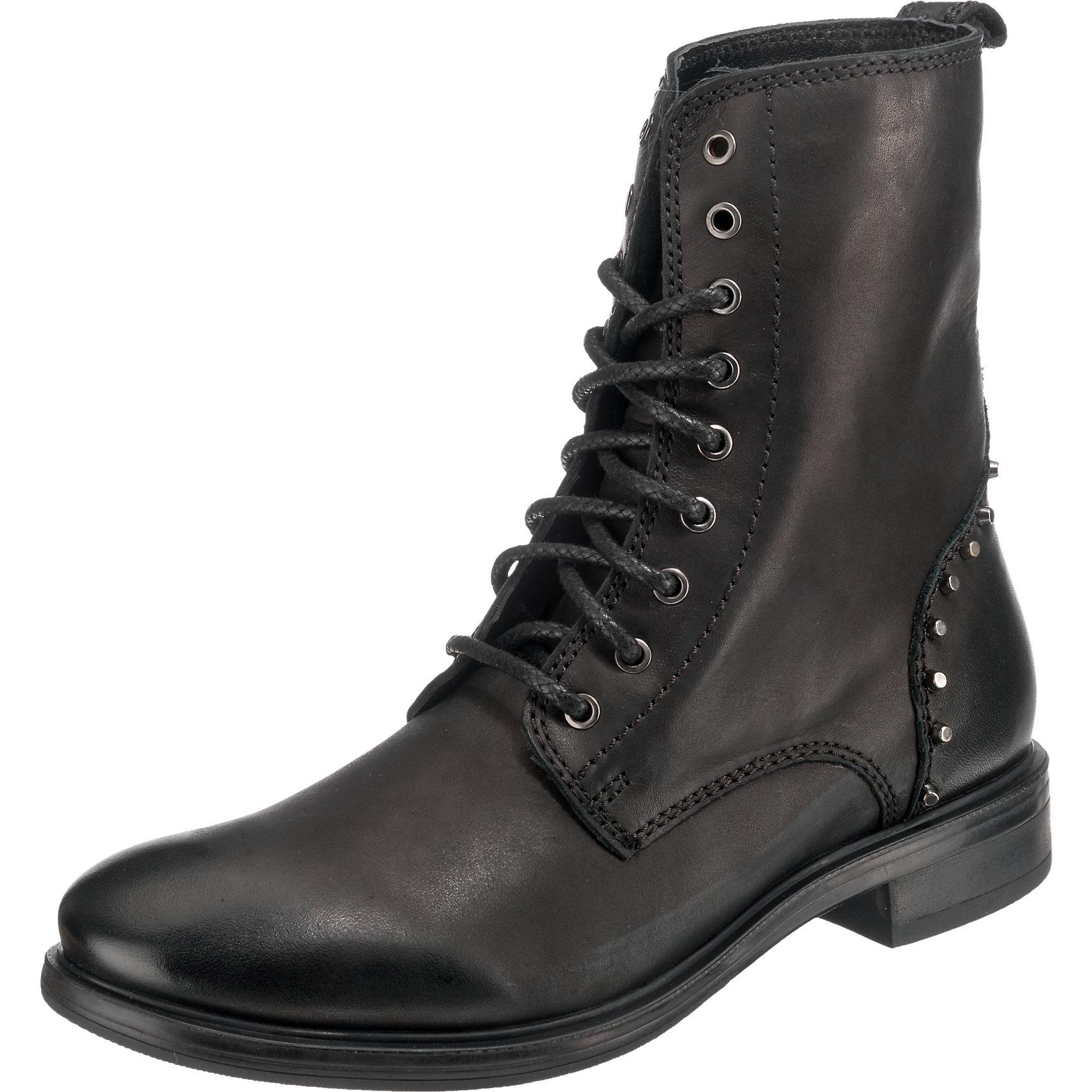 Neu INUOVO Stiefeletten für 7005255 für Stiefeletten Damen schwarz b0b1f8