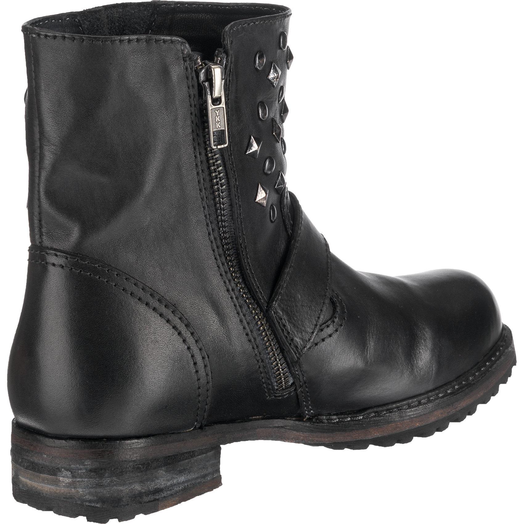 Neu INUOVO Stiefel 7005257 für Damen Damen für schwarz 27b8dc